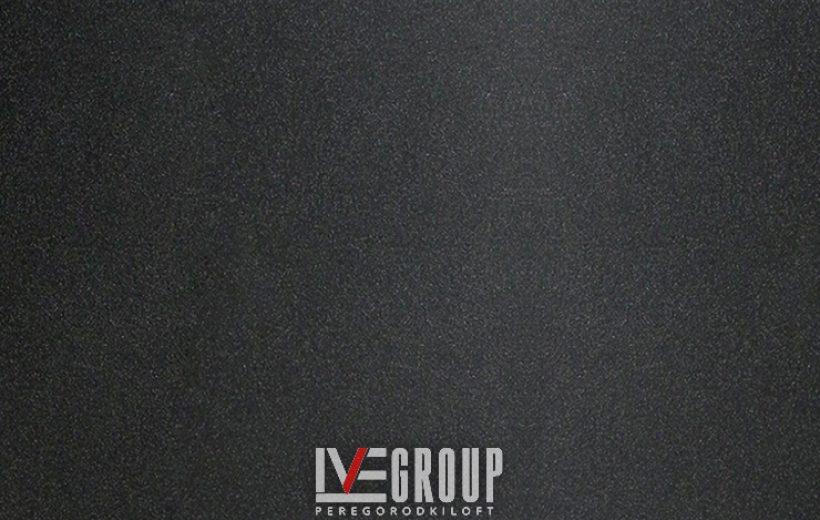 Фото покрытия – черный матовый «Муар»