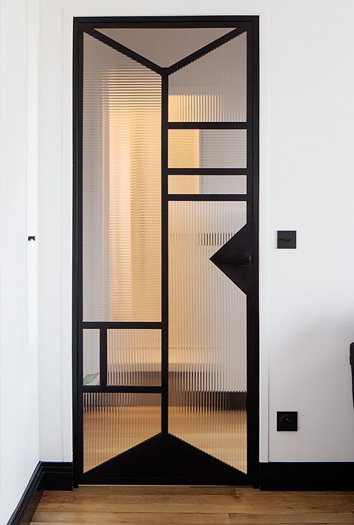 Двери с нестандартной раскладкой картинка