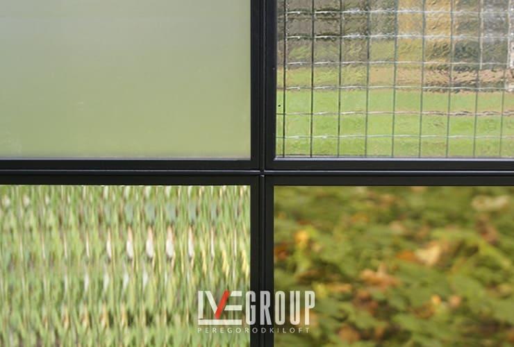 Виды стекол для перегородок IVEGROUP фото
