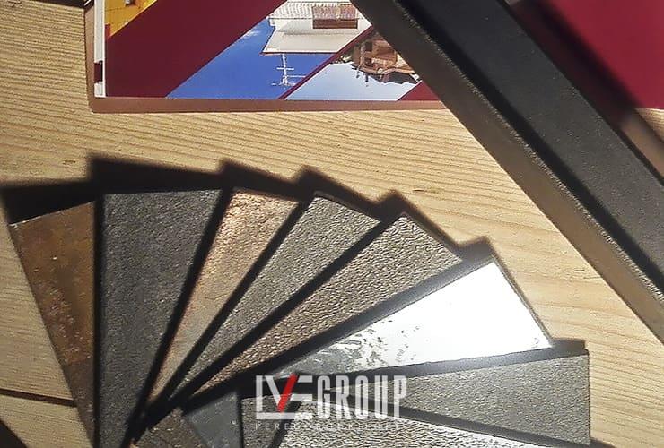 Виды покрытия перегородок IVEGROUP фото