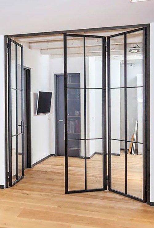 Распашные двери лофт книжка фото