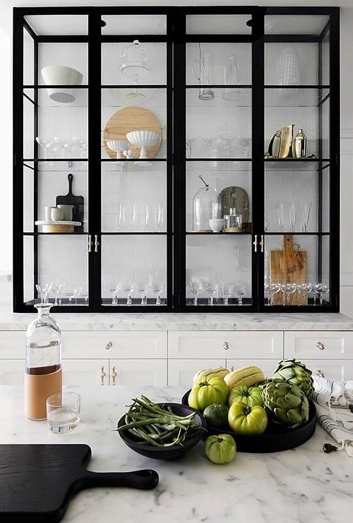 стеллаж на кухню картинка