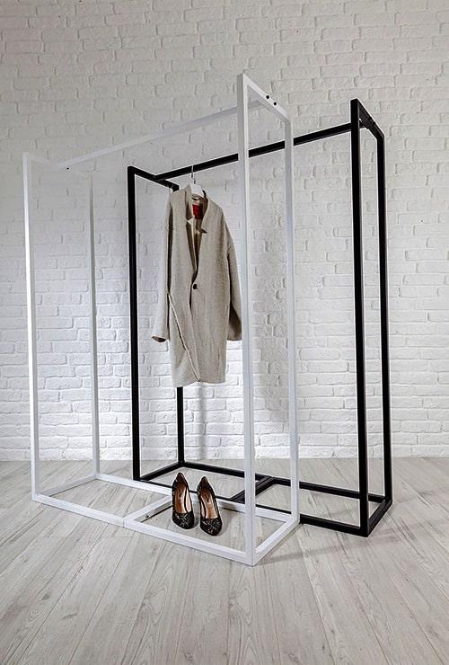 фото стеллаж для одежды