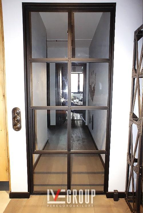 Дверь в стиле лофт на кухню