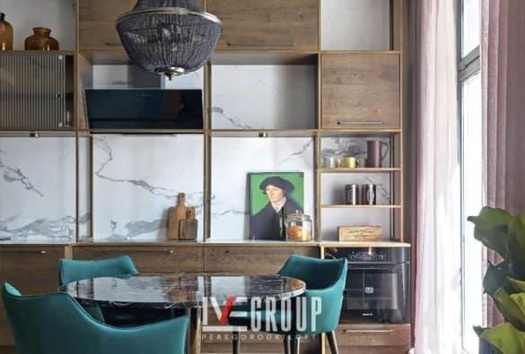 Кухонный гарнитур от IVEGROUP фото