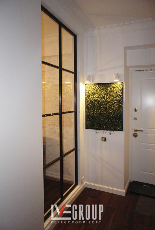 Межкомнатное окно в прихожую фото 4