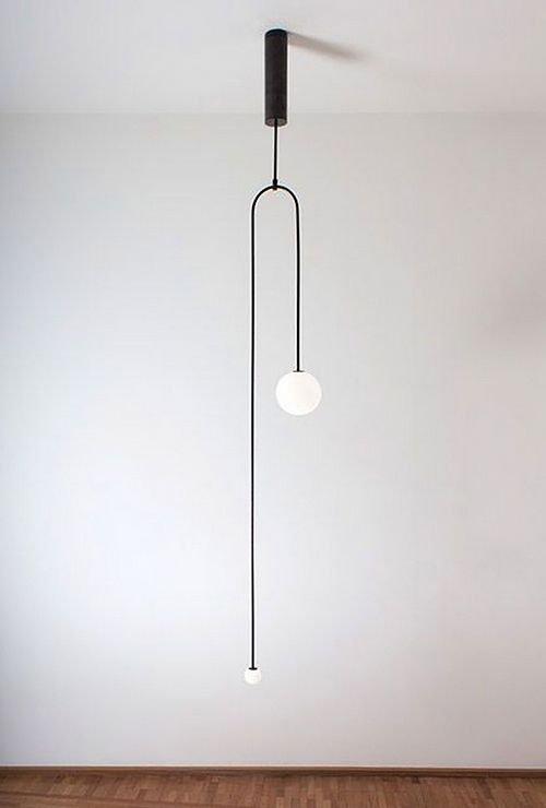 Картинка металлического светильника лофт