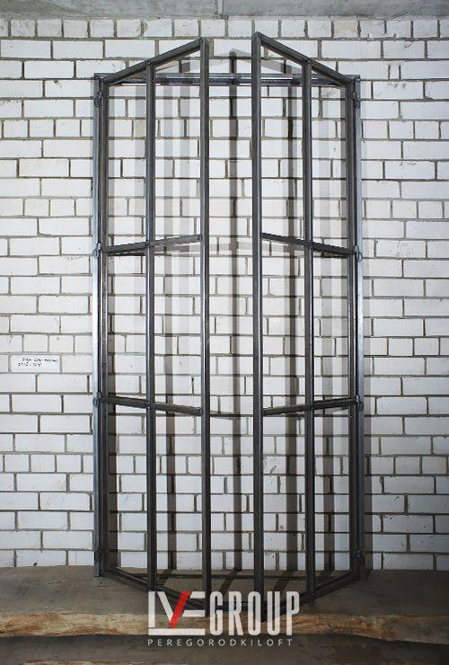 Двойные распашные двери картинка 12