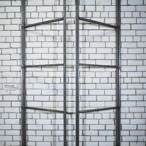 Двухстворчатая распашная дверь картинка 2