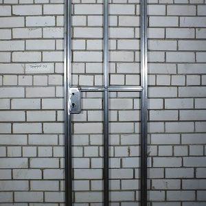 Одностворчатая распашная дверь картинка 3