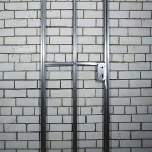 Одностворчатая распашная дверь купить 2