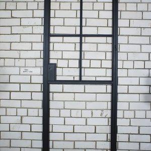 Распашная дверь с раскладкой картинка 5