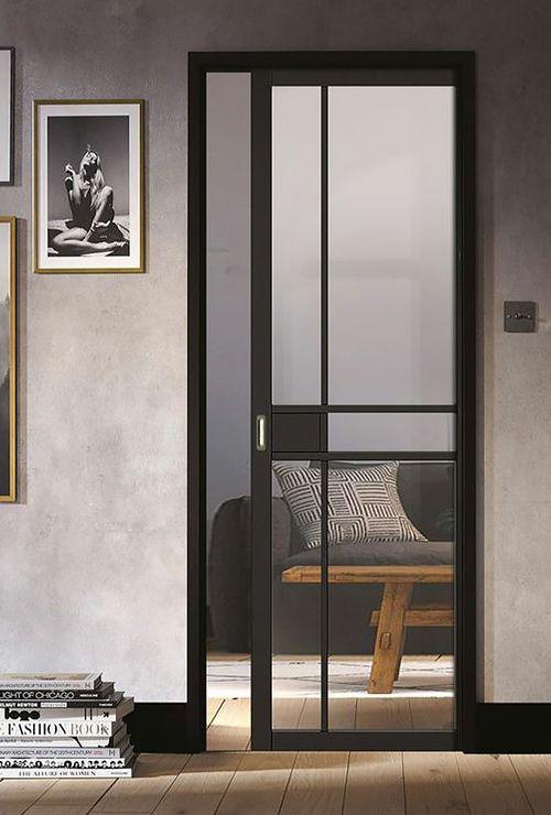 Раздвижная дверь с пеналом фото 2