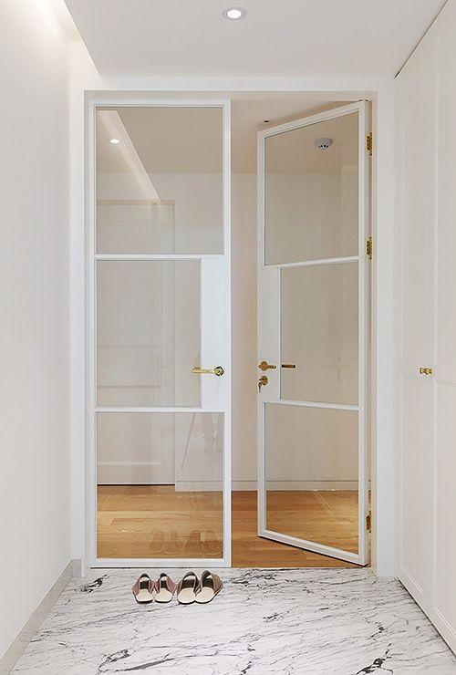 Белые межкомнатные двери фото 65