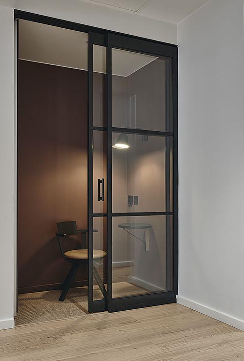 Раздвижные двери лофт фото 3.5