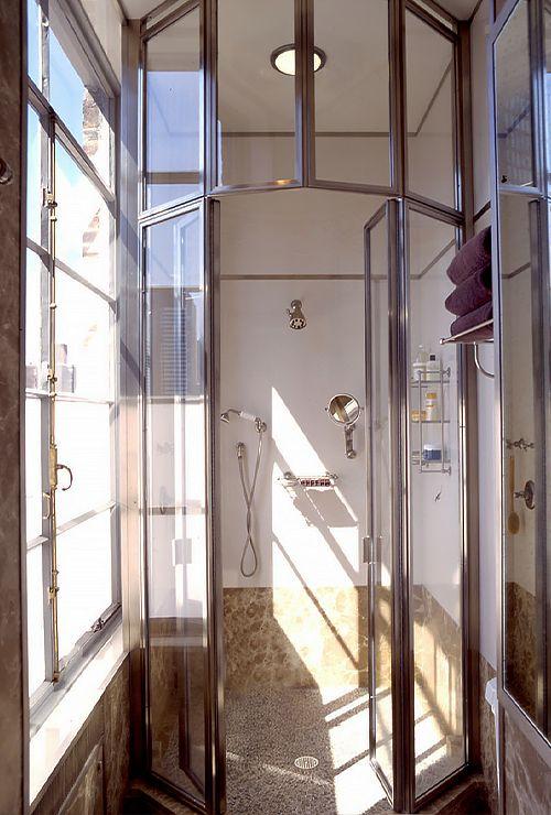 Секционная душевая кабина фото 5