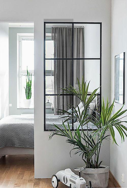 Окно между спальней и залом фото 4