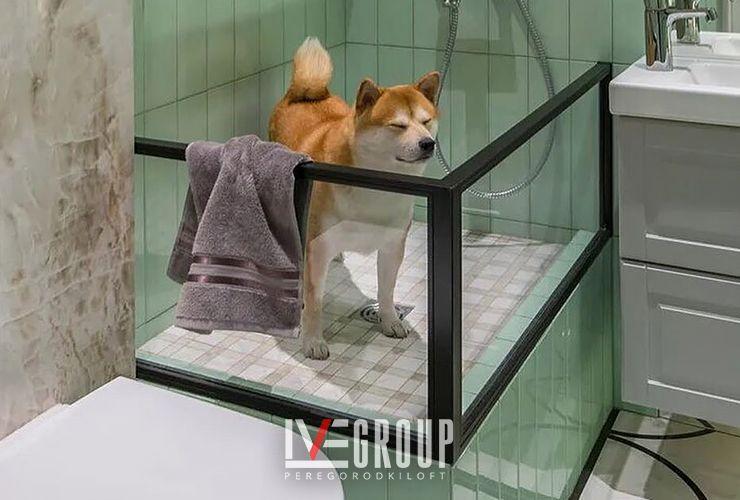 Душевая для собаки от производителя фото