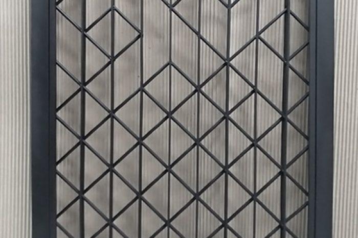 Образец-2 элемента оформления фасада Швили